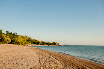 picture of the beautiful Beach located in Goderich